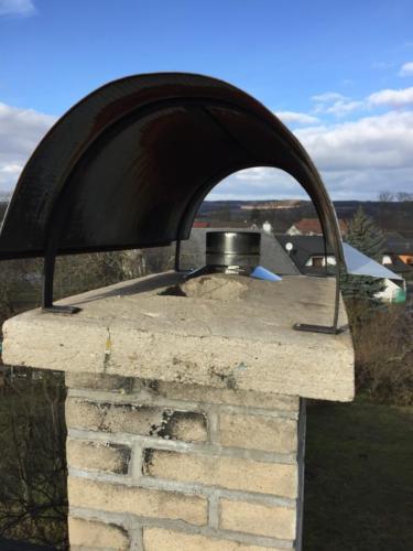 Vložkování komínového průduchu pro krbová kamna