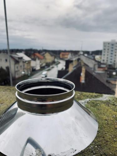 Vložkování komínového průduchu pro kotel na plynná paliva