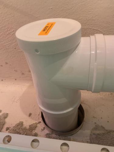 Montáž kouřovodu od kondenzačního kotle